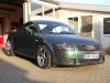 Projekt Audi TT
